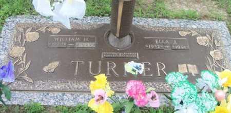 TURNER, WILLIAM HANSEL - Howell County, Missouri | WILLIAM HANSEL TURNER - Missouri Gravestone Photos