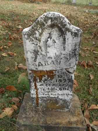 STARNES, SARAH A. - Howell County, Missouri | SARAH A. STARNES - Missouri Gravestone Photos