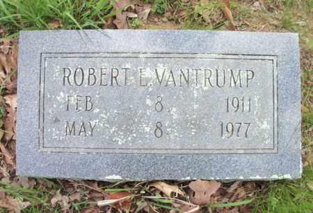 VANTRUMP, ROBERT L. - Howell County, Missouri | ROBERT L. VANTRUMP - Missouri Gravestone Photos