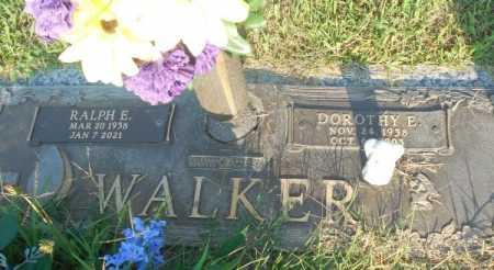 WALKER, DOROTHY ELIZABETH - Howell County, Missouri | DOROTHY ELIZABETH WALKER - Missouri Gravestone Photos