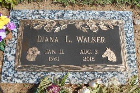 WALKER, DIANA L. - Howell County, Missouri | DIANA L. WALKER - Missouri Gravestone Photos