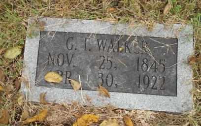 WALKER, GEORGE TAYLOR - Howell County, Missouri | GEORGE TAYLOR WALKER - Missouri Gravestone Photos