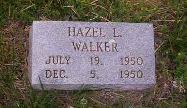 WALKER, HAZEL - Howell County, Missouri | HAZEL WALKER - Missouri Gravestone Photos