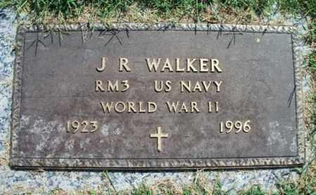 WALKER, JOHN RUFUS VETERAN WWII - Howell County, Missouri | JOHN RUFUS VETERAN WWII WALKER - Missouri Gravestone Photos