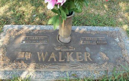 WALKER, BERTIE A. - Howell County, Missouri | BERTIE A. WALKER - Missouri Gravestone Photos