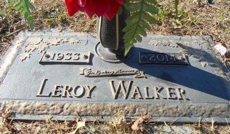 WALKER, LEROY - Howell County, Missouri   LEROY WALKER - Missouri Gravestone Photos