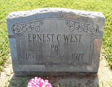 WEST, ERNEST C. - Howell County, Missouri | ERNEST C. WEST - Missouri Gravestone Photos