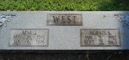 WEST, MORRIS SCOTT - Howell County, Missouri | MORRIS SCOTT WEST - Missouri Gravestone Photos