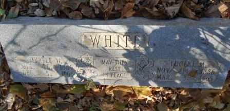 O'DELL WHITE, MYRTLE W. - Howell County, Missouri | MYRTLE W. O'DELL WHITE - Missouri Gravestone Photos