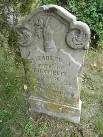 FORREST WILLIS, ELIZABETH JANE - Howell County, Missouri   ELIZABETH JANE FORREST WILLIS - Missouri Gravestone Photos