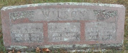 WILSON, GUY PRESTON - Howell County, Missouri | GUY PRESTON WILSON - Missouri Gravestone Photos