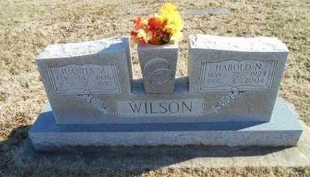 WILSON, JUANITA - Howell County, Missouri | JUANITA WILSON - Missouri Gravestone Photos