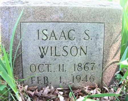 WILSON, ISAAC S. - Howell County, Missouri | ISAAC S. WILSON - Missouri Gravestone Photos