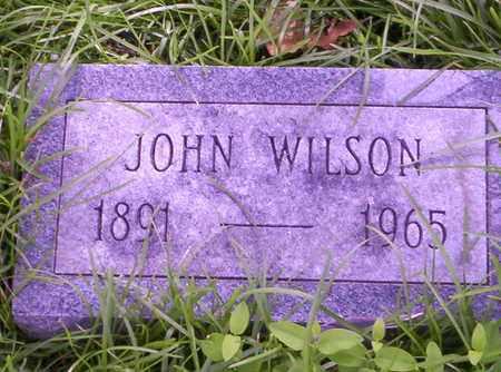 WILSON, JOHN - Howell County, Missouri | JOHN WILSON - Missouri Gravestone Photos