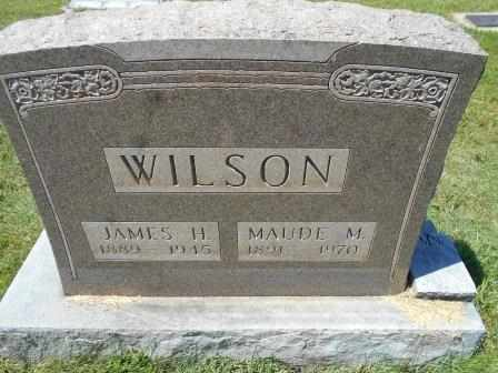 WILSON, JAMES H - Howell County, Missouri | JAMES H WILSON - Missouri Gravestone Photos