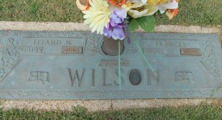 WILSON, LELAND N. - Howell County, Missouri | LELAND N. WILSON - Missouri Gravestone Photos