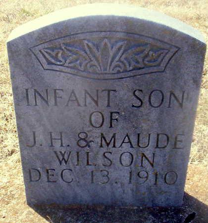 WILSON, SON - Howell County, Missouri   SON WILSON - Missouri Gravestone Photos