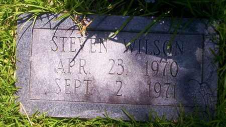WILSON, STEVE - Howell County, Missouri | STEVE WILSON - Missouri Gravestone Photos