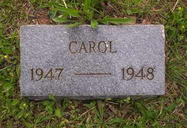 WRIGHT, CAROL - Howell County, Missouri | CAROL WRIGHT - Missouri Gravestone Photos