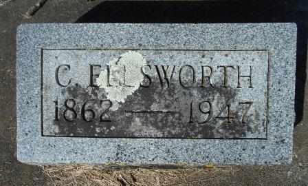 WRIGHT, C. ELLSWORTH - Howell County, Missouri | C. ELLSWORTH WRIGHT - Missouri Gravestone Photos