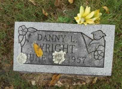 WRIGHT, DANNY - Howell County, Missouri | DANNY WRIGHT - Missouri Gravestone Photos