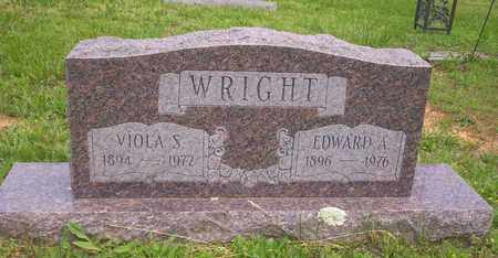 WRIGHT, VIOLA - Howell County, Missouri | VIOLA WRIGHT - Missouri Gravestone Photos