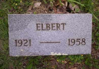 WRIGHT, ELBERT - Howell County, Missouri | ELBERT WRIGHT - Missouri Gravestone Photos