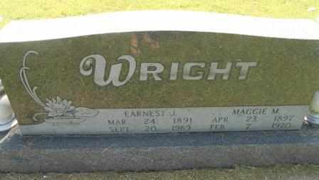 CALLAHAN WRIGHT, MAGGIE M - Howell County, Missouri | MAGGIE M CALLAHAN WRIGHT - Missouri Gravestone Photos