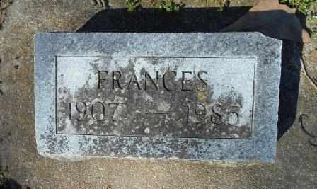 WRIGHT, FRANCES - Howell County, Missouri | FRANCES WRIGHT - Missouri Gravestone Photos