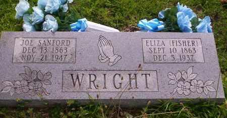 WRIGHT, ELIZA - Howell County, Missouri | ELIZA WRIGHT - Missouri Gravestone Photos