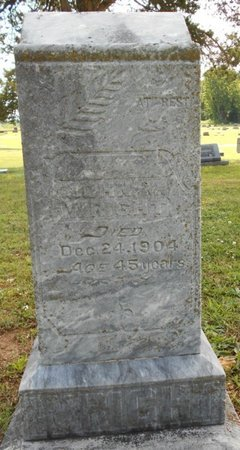 WRIGHT, JOHN M. - Howell County, Missouri | JOHN M. WRIGHT - Missouri Gravestone Photos