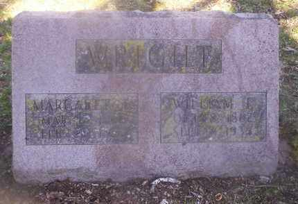 WRIGHT, MARGARET - Howell County, Missouri | MARGARET WRIGHT - Missouri Gravestone Photos