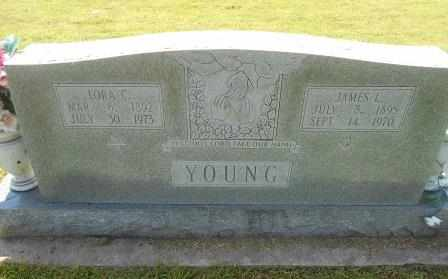 YOUNG, JAMES - Howell County, Missouri | JAMES YOUNG - Missouri Gravestone Photos