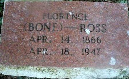 HEASTON ROSS, FLORENCE ETTA - Iron County, Missouri | FLORENCE ETTA HEASTON ROSS - Missouri Gravestone Photos