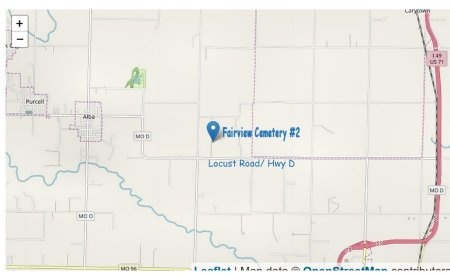 *, CEMETERY LOCATION - Jasper County, Missouri | CEMETERY LOCATION * - Missouri Gravestone Photos