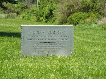 *, CEMETERY SIGN AND OVERVIEW - Jasper County, Missouri | CEMETERY SIGN AND OVERVIEW * - Missouri Gravestone Photos