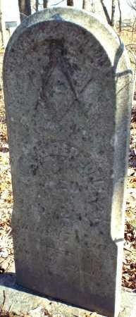 JONES, ALEXANDER ROBERT - Jasper County, Missouri | ALEXANDER ROBERT JONES - Missouri Gravestone Photos