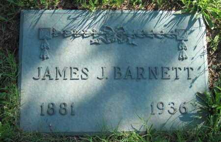 BARNETT, JAMES J DR - Jasper County, Missouri | JAMES J DR BARNETT - Missouri Gravestone Photos