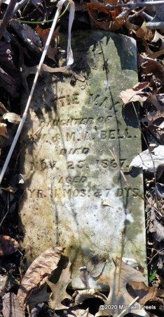 BELL, HATTIE MAY - Jasper County, Missouri   HATTIE MAY BELL - Missouri Gravestone Photos