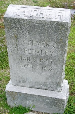 BERKLEY, ELMER J. - Jasper County, Missouri   ELMER J. BERKLEY - Missouri Gravestone Photos