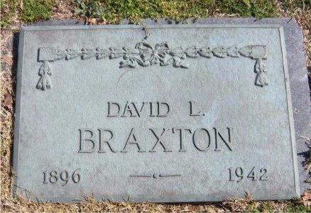 BRAXTON, DAVID L - Jasper County, Missouri | DAVID L BRAXTON - Missouri Gravestone Photos