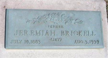 BRICKELL, JEREMIAH - Jasper County, Missouri   JEREMIAH BRICKELL - Missouri Gravestone Photos