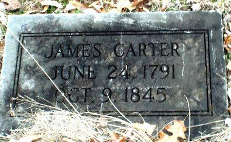 CARTER, JAMES C VETERAN 1812 - Jasper County, Missouri | JAMES C VETERAN 1812 CARTER - Missouri Gravestone Photos