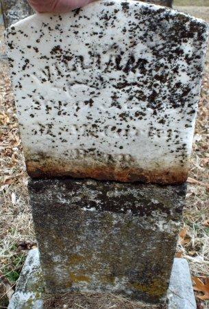 CARTER, WILLIAM HARVEY - Jasper County, Missouri | WILLIAM HARVEY CARTER - Missouri Gravestone Photos