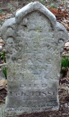 CASE, LANA ELNORA - Jasper County, Missouri   LANA ELNORA CASE - Missouri Gravestone Photos