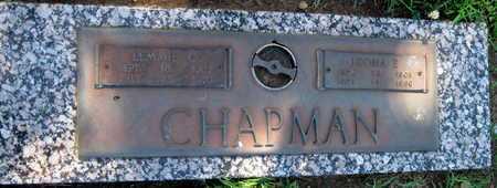 CHAPMAN, LEMMIE C - Jasper County, Missouri   LEMMIE C CHAPMAN - Missouri Gravestone Photos