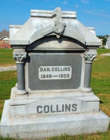 COLLINS, DAN - Jasper County, Missouri   DAN COLLINS - Missouri Gravestone Photos