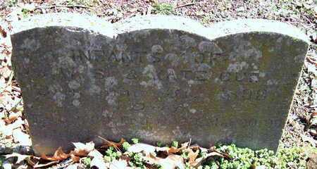 CUE, INFANT - Jasper County, Missouri | INFANT CUE - Missouri Gravestone Photos