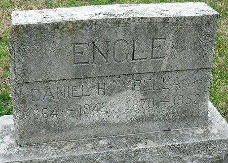 ENGLE, DANIEL H. - Jasper County, Missouri | DANIEL H. ENGLE - Missouri Gravestone Photos