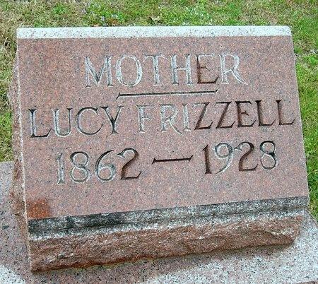 FRIZZELL, LUCY - Jasper County, Missouri   LUCY FRIZZELL - Missouri Gravestone Photos
